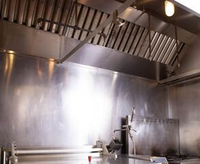 Kitchen Fire Suppression